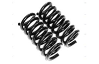 RS180 Duntov Corvette racing front springs