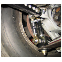 RS362 Duntov racing rear swaybar assembly
