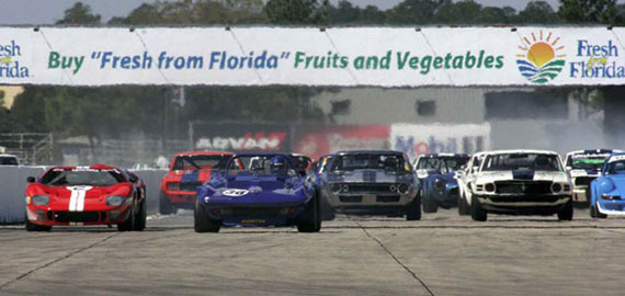 Intro to Vintage Racing 2012 with Duntov Motor Company