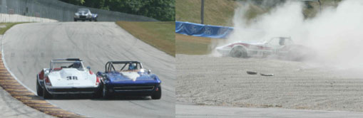 Images from Road America 2009
