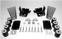 1968-82 Corvette C-3 master body mount kit